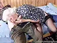 おばあちゃんだってセックスを楽しみたい!
