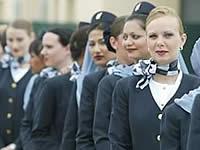 美人のスチュワーデスが多い航空会社TOP10