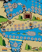 山のぼりゲーム 昔のゲーセンに置いてあったゲームを再現