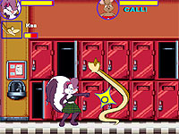 Fifis Furry セクシーな獣人娘のエロ格闘アクションゲーム