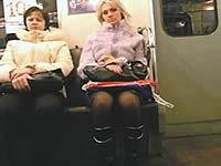 知らない女のブーツにぶっかけるのって興奮するよな