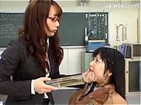 好きだから先生のおしっこ飲ませてあげる♪