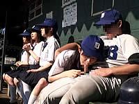 もし高校野球の女子マネージャーが性欲処理係だったら