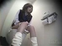 トイレ盗撮してたら女子校生が下痢便もらしてた件