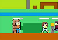Bear Of Love クマさんが人間とフリーハグしまくるゲーム