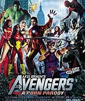 アベンジャーズのパロディAV『The Avengers XXX』