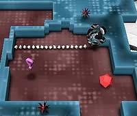 Xonix 3D - Levels pack 【3D版】線を引いて陣取りゲーム