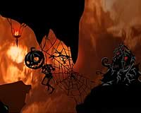 Jacko In Hell 2 カボチャ男が地獄を探索するゲーム