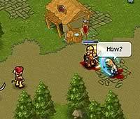 Lord of Vandaria ユニットを侵攻させて領土拡大ゲーム