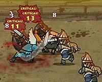 Siegius Arena 剣闘士の闘技場バトルゲーム