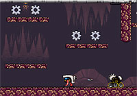 Robot Adventure 2 ロボットを操作して洞窟を探索するアクションゲーム