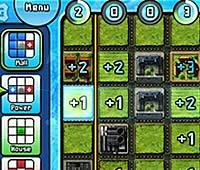 MegaCity Deluxe HD 地価を上げて都市を発展させるパズルゲーム