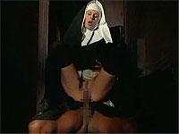 修道女の懺悔セックス
