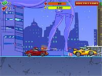 Spy Car 武装した車で敵車を倒すレースゲーム