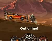 Earn to Die 2012 車をチューンナップしてゾンビ地帯から脱出ゲーム