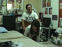 三次元に興味を持ったキモオタが女子校生を監禁して中出しレイプ!