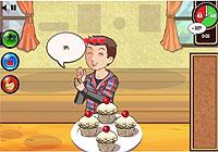 Grandma's Bakery お菓子屋さんを経営するシミュレーションゲーム