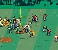 Zombie Horde テレポートするゾンビが人間を襲うゲーム
