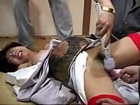極道の妻がチンピラにレイプされるエロ動画