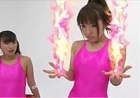 ハイレグ水着の超能力アイドルたちが活躍したりするユルユル番組