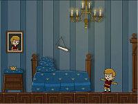 The Prince Edward 小さな王子様が屋敷の中を探索するアドベンチャーゲーム