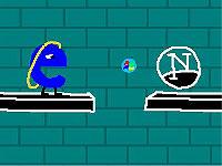 Internet Avenger IEが他のブラウザと戦うプチシューティングゲーム