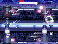 Cy-Clone 敵の能力を奪って戦うシューティングゲーム