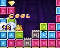 Super Puzzle Platformer Plus ビームでブロックを破壊するパズルゲーム第二弾