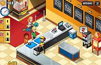 Cinema Rush 映画館で飲み物やポップコーンを売る経営シミュレーションゲーム