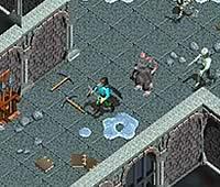 The Forgotten Dungeon  ダンジョン内を探索するDiablo風RPG