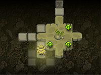 Secret Ways 遺跡を探索してお宝を探す思考型パズルゲーム