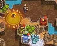 Cursed Treasure 2 三種類のタワーを建てて宝石を守る防衛ゲーム