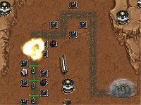 Corporate Wars Earth 敵から惑星都市を守る防衛ゲーム