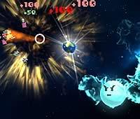 Planet Punch 惑星がパンチで殴りまくるゲーム