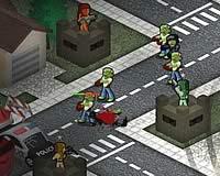 Mercenaries VS Zombies ゾンビを撃退する傭兵のTDゲーム