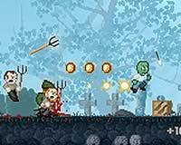 Back to Zombieland 人間から逃げるゾンビのランニングゲーム