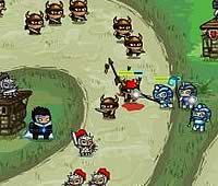 Incursion 2 The Artifact 兵舎からユニットを出撃させる防衛ゲーム第二弾