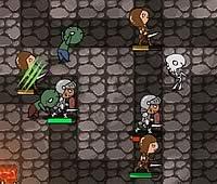 Protect the Devils Treasures モンスターを配置して人間を倒すTDゲーム