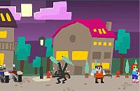 Moon Waltz 狼男が真夜中に散歩するミニアドベンチャーゲーム