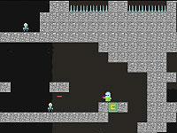 Lucas's Quest Backwards 宇宙人「Luca」のアドベンチャーアクションゲーム