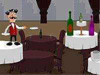 Angry Waiter Level Pack 怒れるウェイターの皿投げパズルゲーム