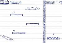 Doodle Roll 球をゴールまで誘導する思考型アクションゲーム