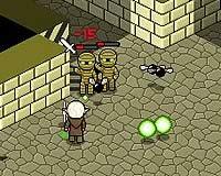 Questopia モンスターだらけのピラミッドを探索するRPG
