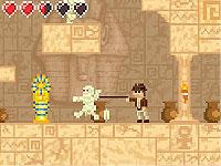 Tomb Looter 怪物だらけの遺跡でお宝を集めるもっさりアクションゲーム