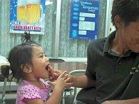 可愛い幼女の食料ゲット大作戦