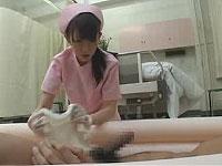 看護師さんの入浴介助が気持ちよくてつい勃っちまった...