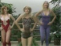 セクシーなエアロビダンス「エロティサイズ」
