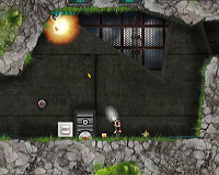 Quantum Patrol 一輪タイプの戦闘ロボットで指令を遂行するアクションゲーム