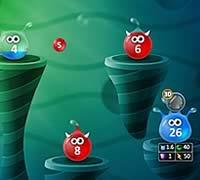JellyGo! 青いゼリーを侵攻させて占領ゲーム