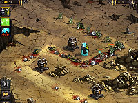 Fallen Empire 塔を建ててモンスターを撃滅する防衛ゲーム